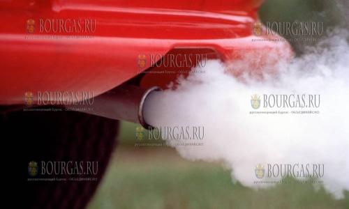В Софии авто без катализаторов будут лишены регистрации