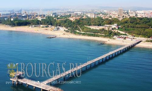 Мост в Бургасе находится по постоянным наблюдением сотрудников полиции
