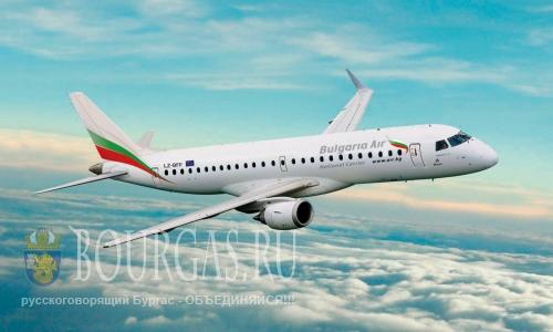 В планах официальной Болгарии открытие прямого авиасообщения София — Пекин