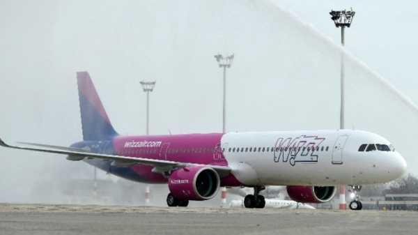 Правительство Болгарии одобрило выполнение Wizz Air полетов София-Санкт-Петербург
