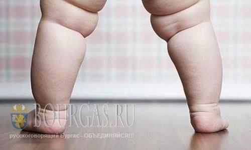 Треть болгар имеют лишний вес