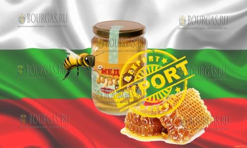 Практически весь болгарский мед уходит на экспорт