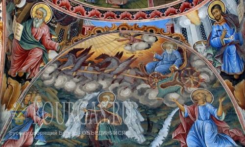 В день Святого Ильи в Болгарии никогда не купались