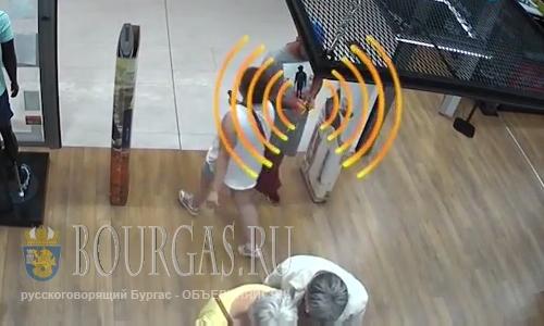 В Болгарии воры идут в ногу со временем