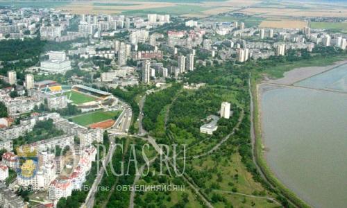 В Бургасе собираются провести масштабную реконструкцию ул. «Одрин»