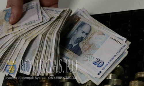 В Болгарии растет количество депозитов