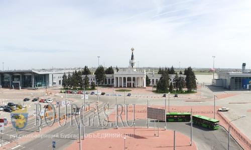 Харьков стал ближе в Бургасу