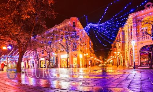 На Рождество 2019 года и Новый год в Болгарии снега не будет