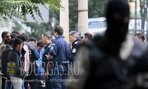 В Болгарии задержали очередную группу нелегалов