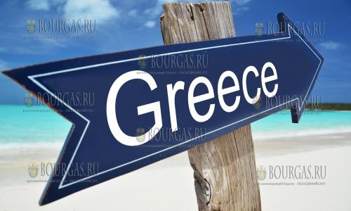 В Греции жара, все пляжи переполнены