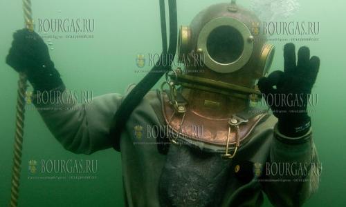 В День Бургаса желающие смогут погрузится на морское дно