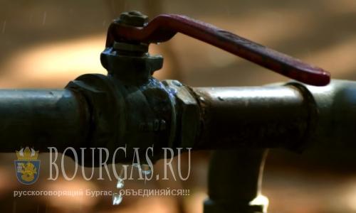 Некоторые болгарские города лидируют по потерям воды в водопроводных сетях