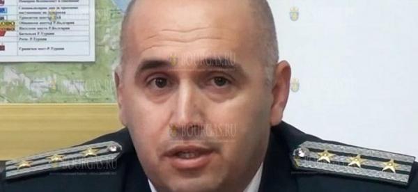 Глава ОД МВД Болгарии в Бургасе подал в отставку