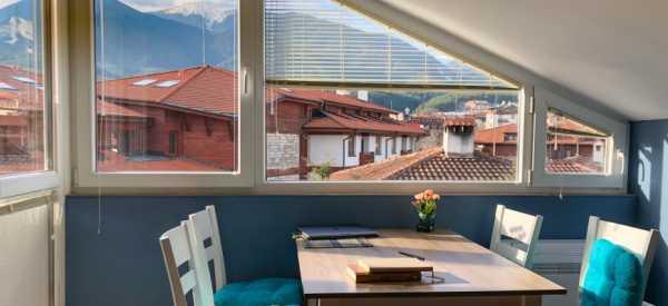 Продажи недвижимости на зимних курортах Болгарии подскочили на 30%