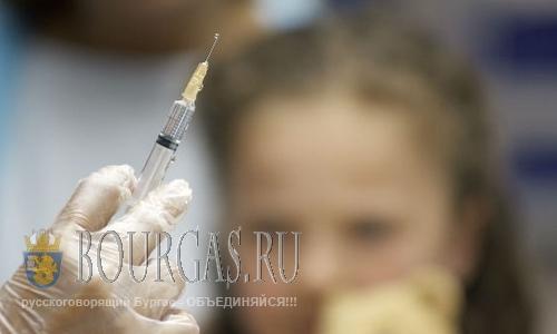 Вакцинацию в детских садах Болгарии продолжат