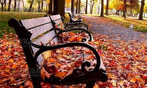 Погода в ноябре в Болгарии в этом году ничем не удивит