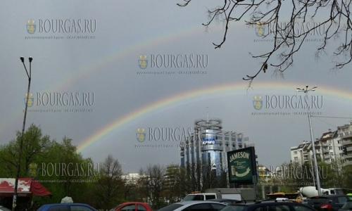 В последние две недели весны в Болгарии будут идти дожди