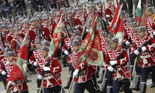 Военного парада на День Святого Георгия в Болгарии в этом году не будет