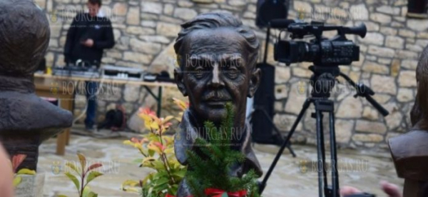 В Болгарии открыли памятник Янки Купалы