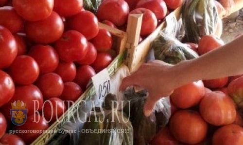 Индекс розничных цен в Болгарии сезонно растет