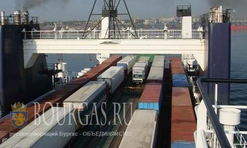 Новая компания-перевозчик свяжет порт Варна с Кавказом