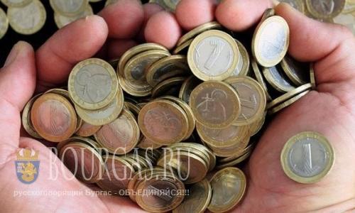 Минимальная зарплата в Болгарии самая низкая в странах ЕС