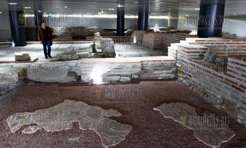 В Софии появится новый археологический музей