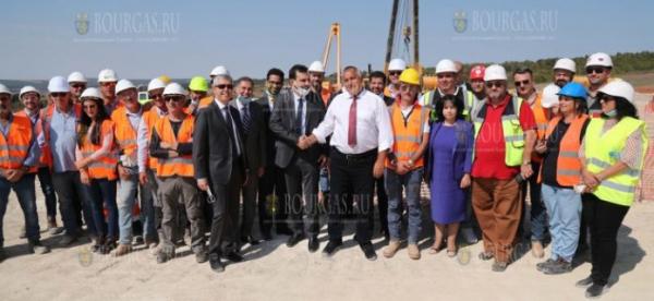 Болгария работает на 100%-ную диверсификацию энергетики страны