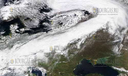 В Болгарии ожидают циклон «Янос»
