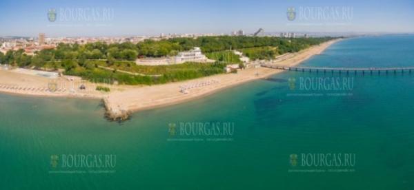 В Болгарии проходит акция «Очистим Черное море»