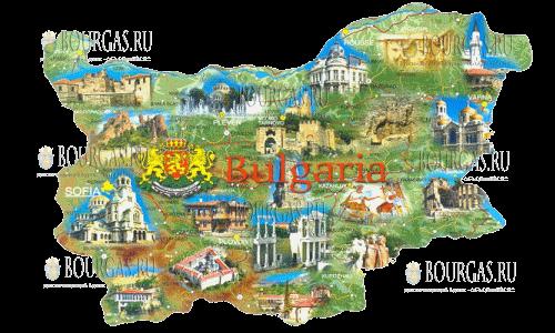 Доходы отельеров в Болгарии растут