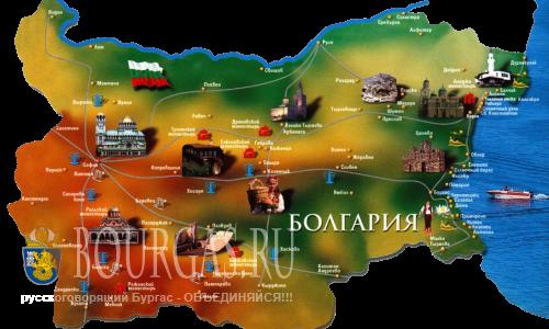Болгария ищет новые пути рекламы своих курортов