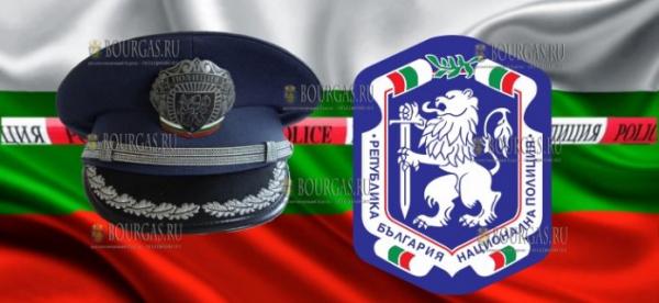 В Болгарию проверят, как полицейские носят форменную одежду