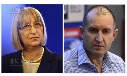 Второму туру президентских выборов в Болгарии быть