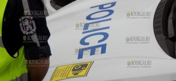 Дорожная полиция Болгарии начала акцию «грязные номера»