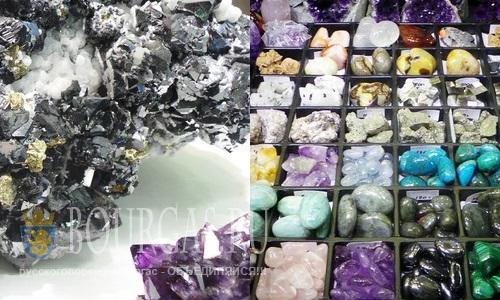 Выставка драгоценных камней со всего света — пройдет в Бургасе