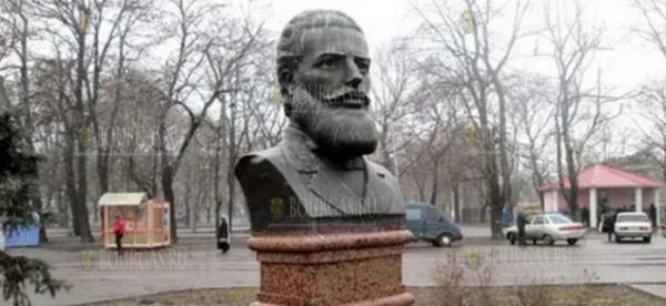 Неизвестные преступники украли бюст Христо Ботева в Одессе
