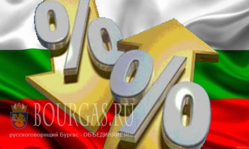 В августе в Болгарии наблюдалась дефляция