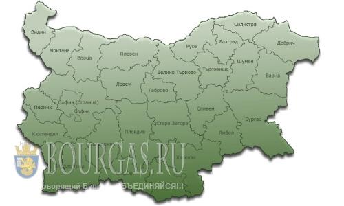 Административное деление Болгарии изменится