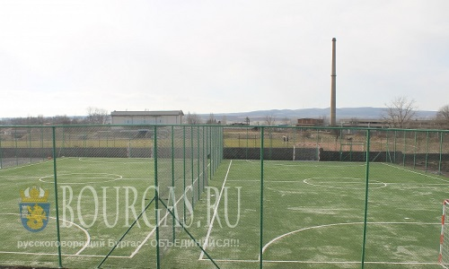 Спортивный комплекс в Айтосе — ожидает реконструкция