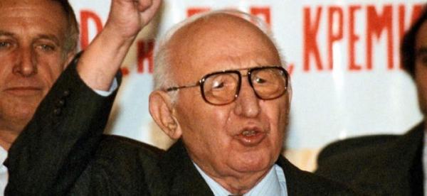 20 лет назад умер Тодор Живков