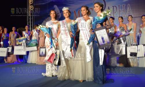 В столице северного Причерноморья прошел конкурс «Мисс Варна 2017»