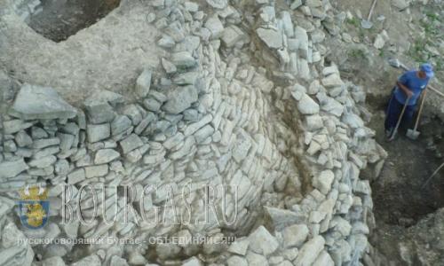 Интересное открытие болгарских археологов в Плиске