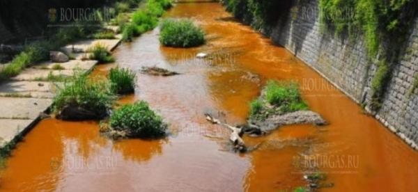 Эксперты проверили сигнал загрязнения реки Струма