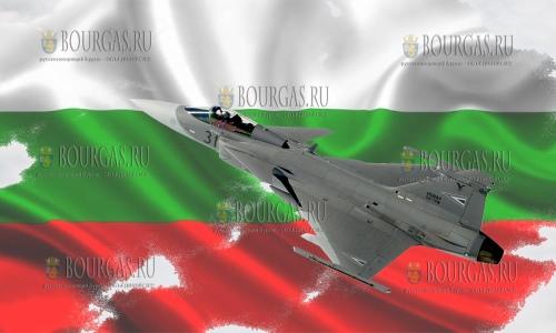 Шведские истребители будут охранять небо Болгарии?