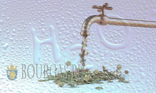 Цены на услуги водоснабжения в Болгарии вырастут