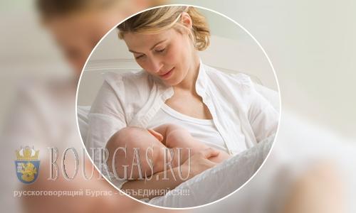 В Болгарии спекулируют материнским молоком для грудничков