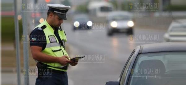 Повышенное присутствие полиции вокруг школ и основных дорог в Болгарии
