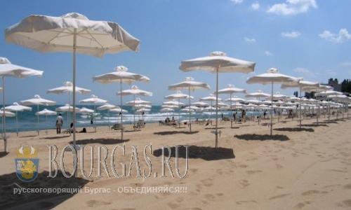 Курорты Болгарии могут принимать ежегодно более 10 миллионов туристов