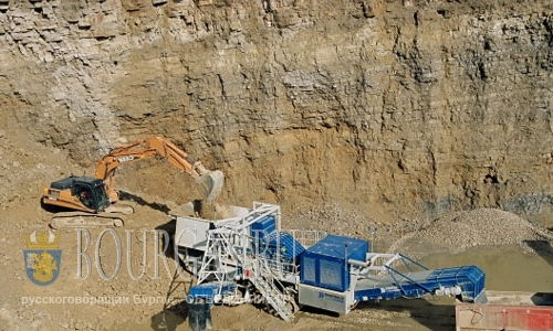 Золото в Болгарии, поиски и добыча